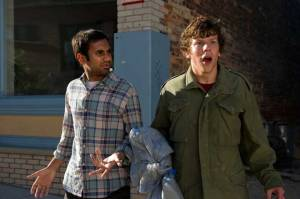 Eisenberg and get some of the funniest lines...