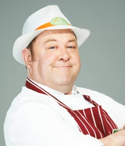 Mark Addy's Andy the Butcher is probably the funniest person in season 2.