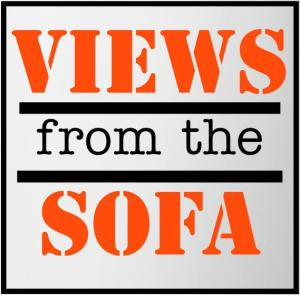Views from the sofa logo