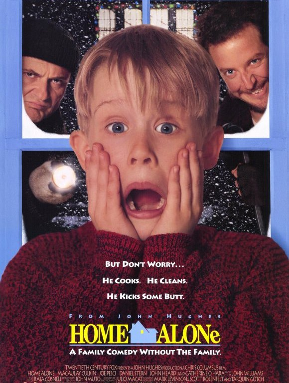 home alone 1 review