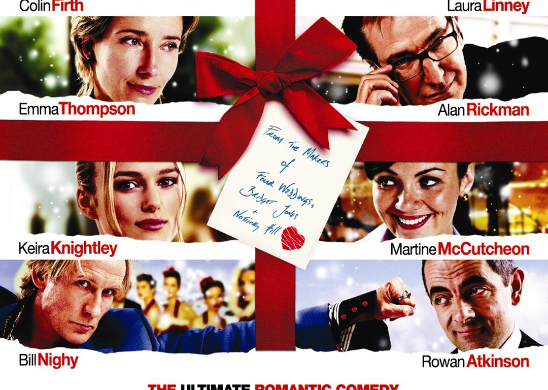 Love Actually 2003 Review Views From The Sofa