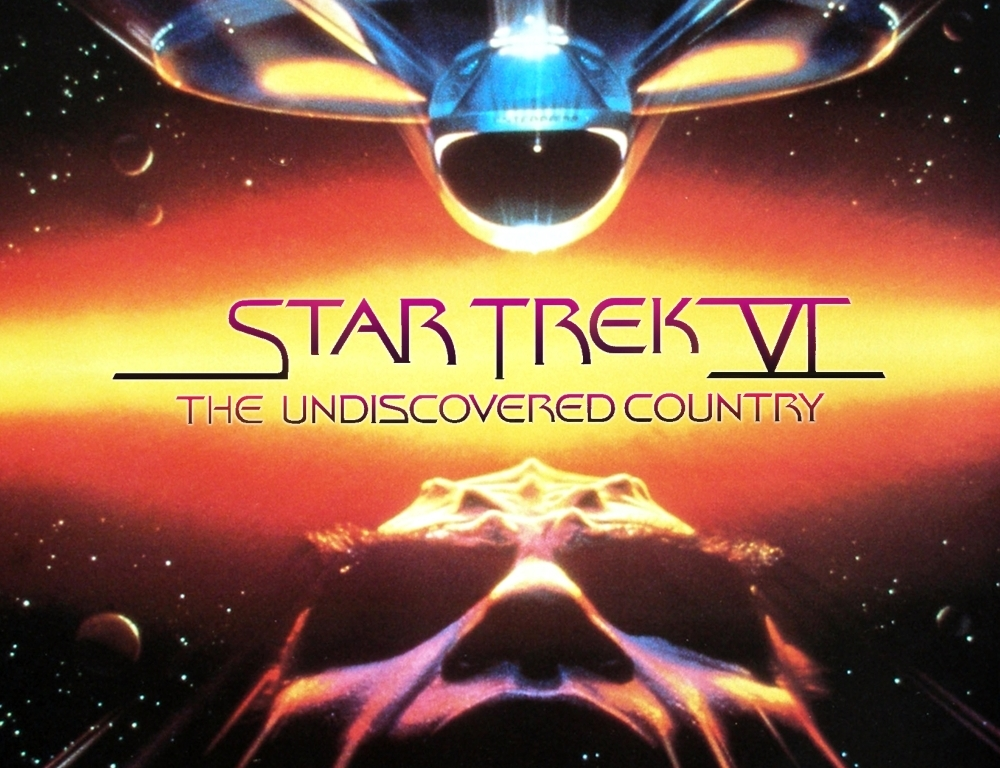 Final Frontier Fortnight: Star Trek VI: The Undiscovered Country ...
