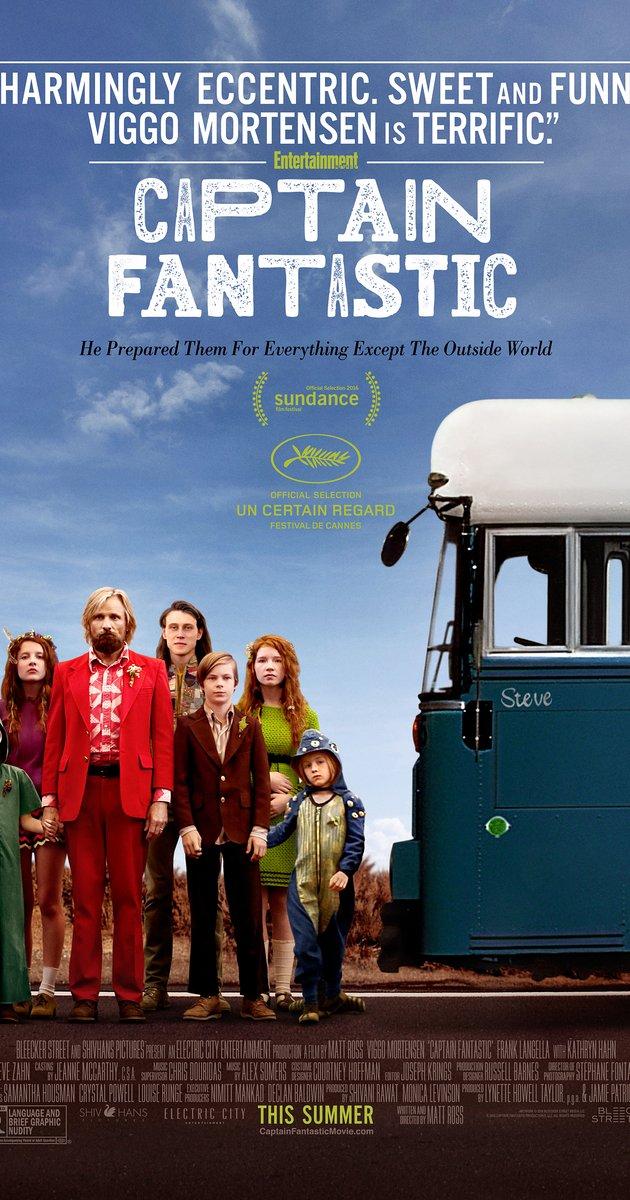 Captain Fantastic Movie4k