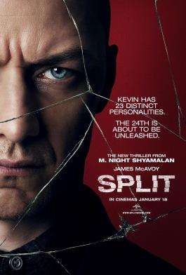 Image result for split poster
