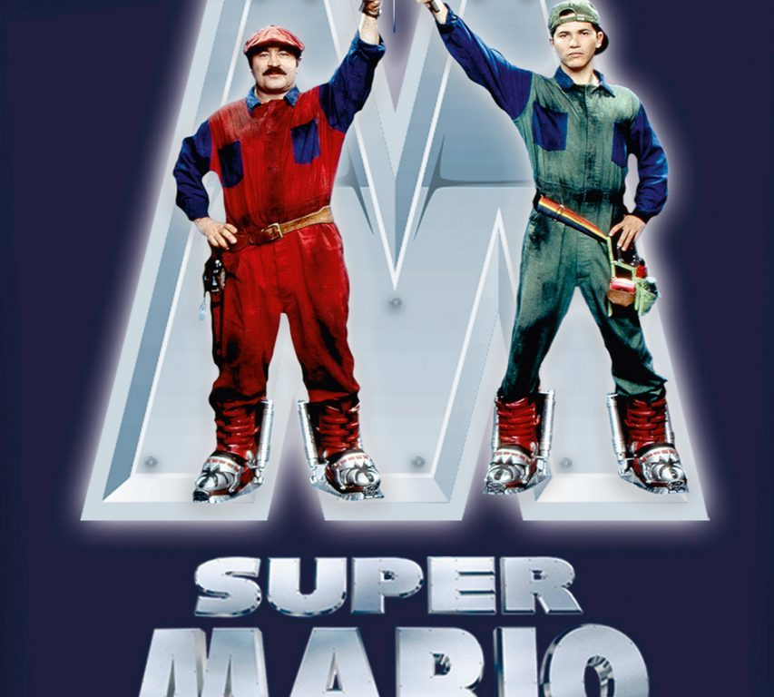 Video Game Movie Month Super Mario Bros 1993 Review Views From The Sofa