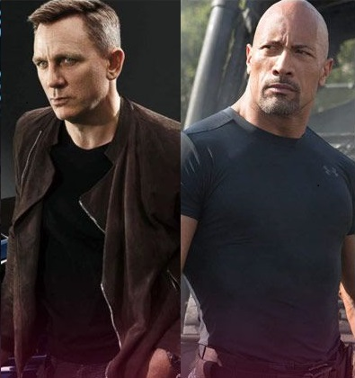 Bond versus Craig
