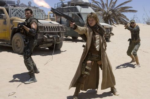 Image result for resident evil extinction movie picture