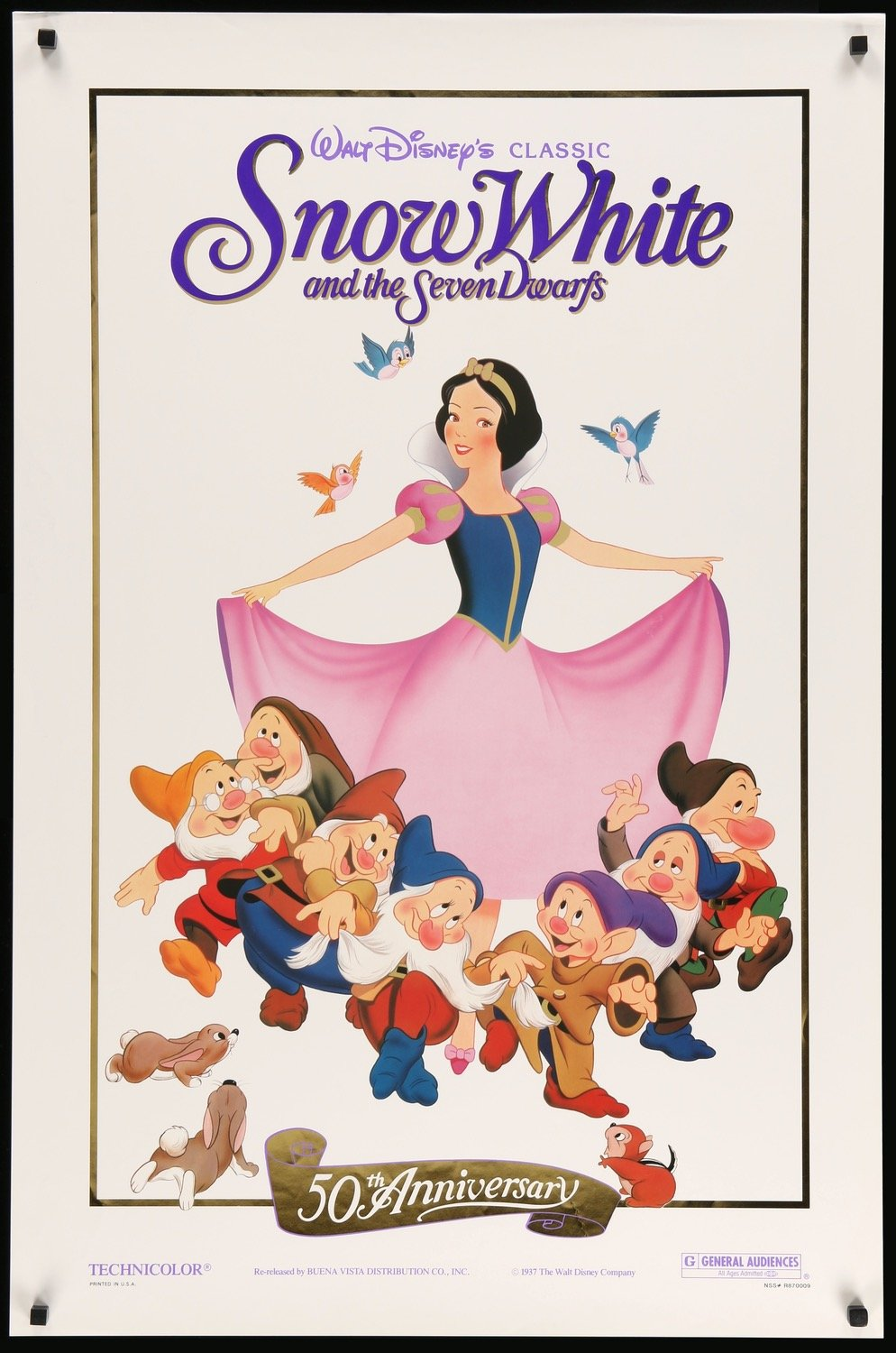 Snow White And The Seven Dwarfs 1937 Review Views From The Sofa
