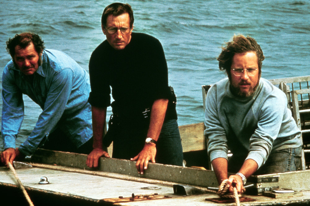Review: Jaws (1975) — 3 Brothers Film