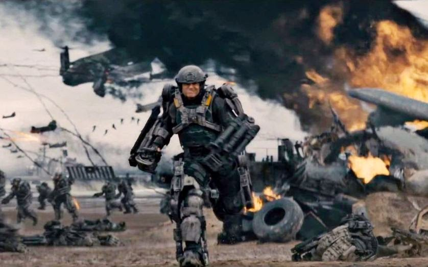 F This Movie!: Review: Edge of Tomorrow